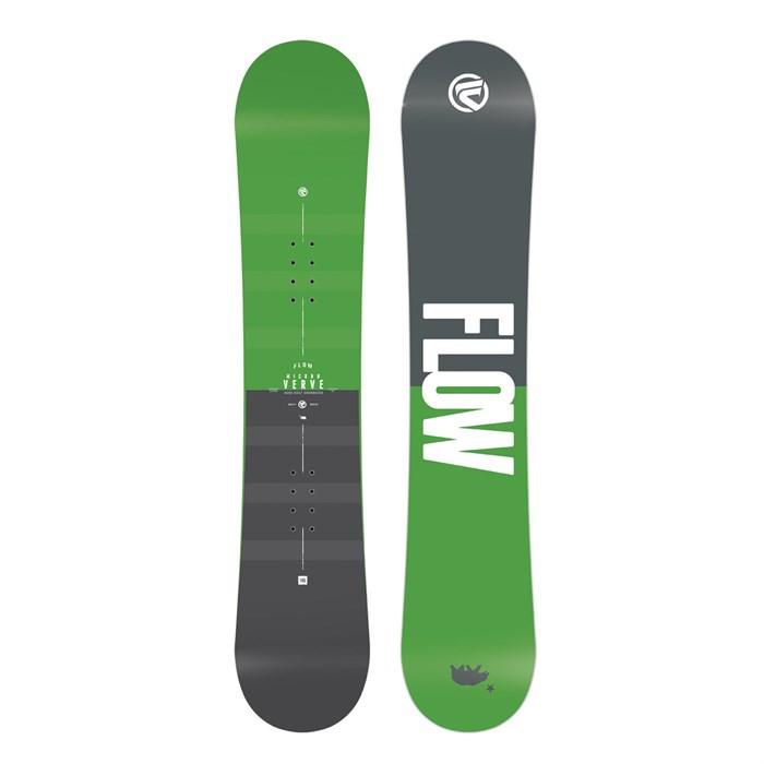 Flow - Micron Verve Snowboard - Boys' 2016