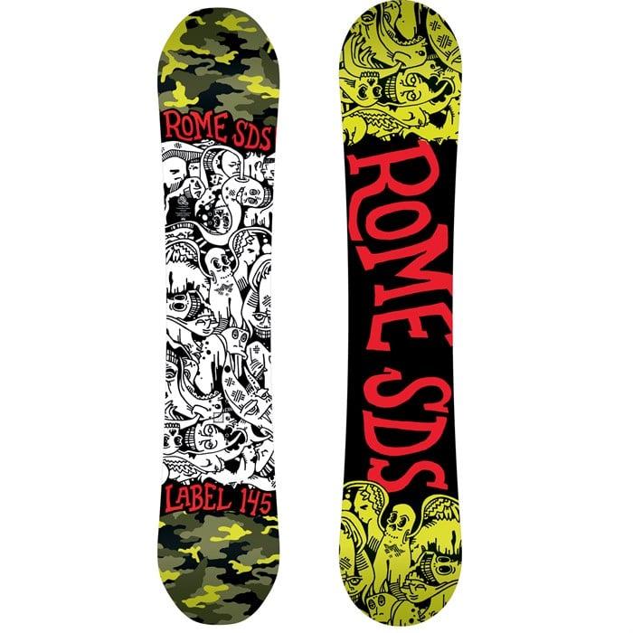 094c4044c Rome Label Snowboard - Big Boys  2015