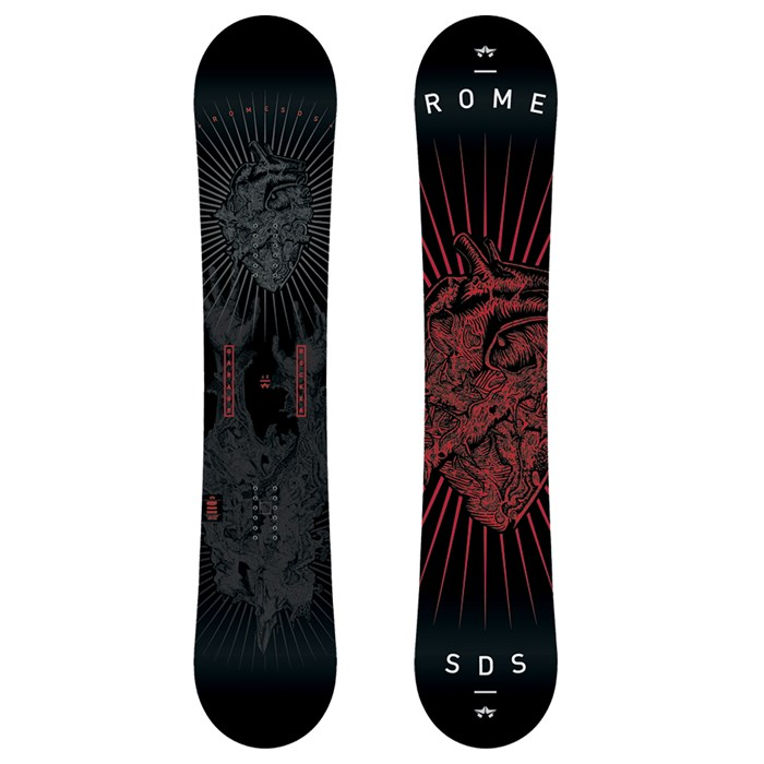 Rome Garage Rocker Snowboard 2016 Evo Outlet