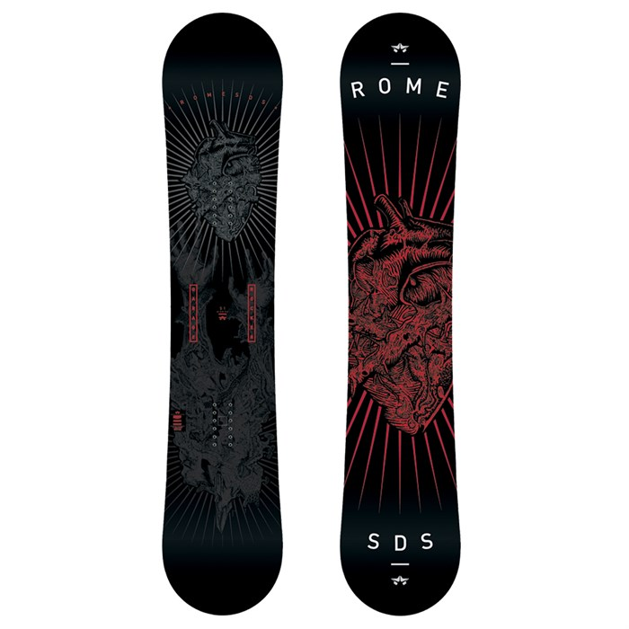 Rome - Garage Rocker Snowboard 2016