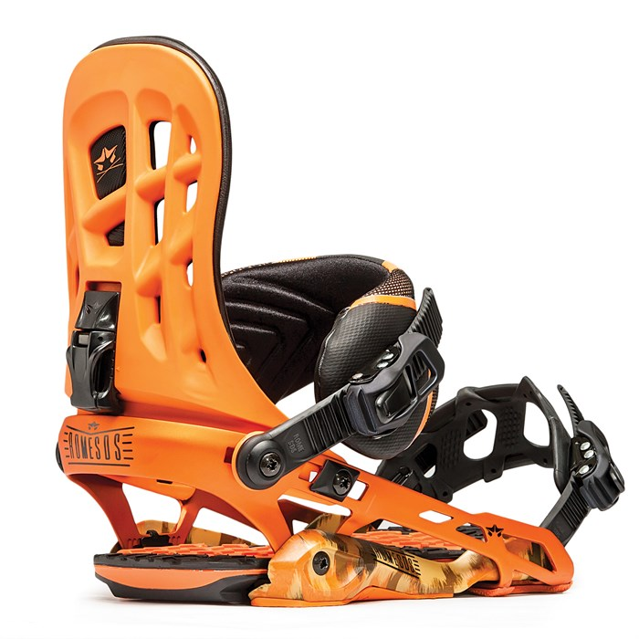 Rome - 390 Boss Snowboard Bindings 2016