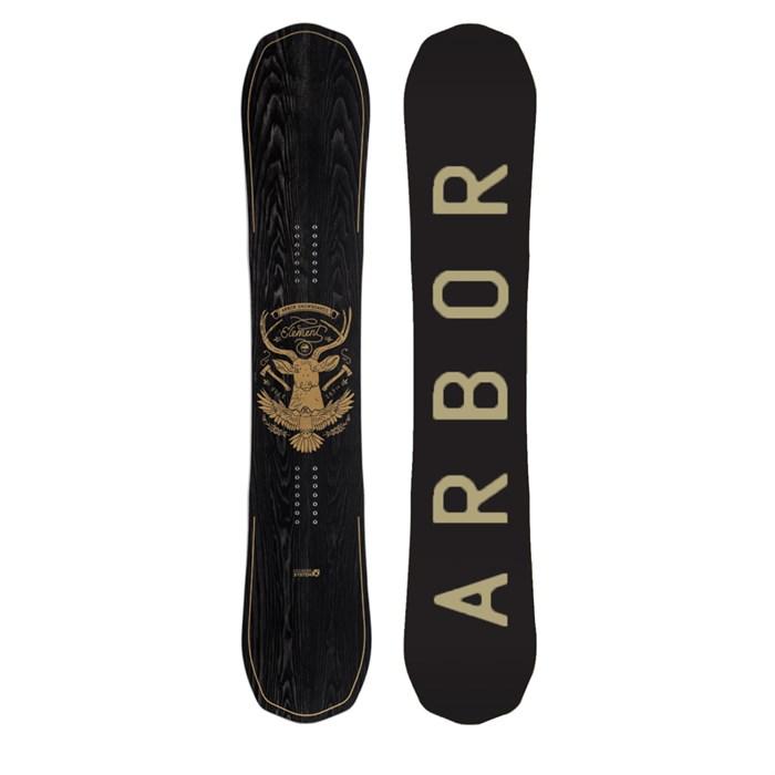 Arbor - Element Black Snowboard 2016