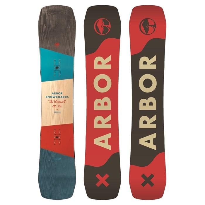 Arbor Park: Arbor Westmark Rocker Snowboard 2016