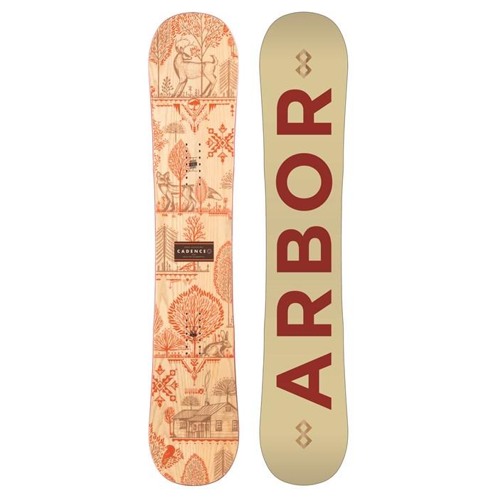 Arbor - Cadence Snowboard - Women's 2016