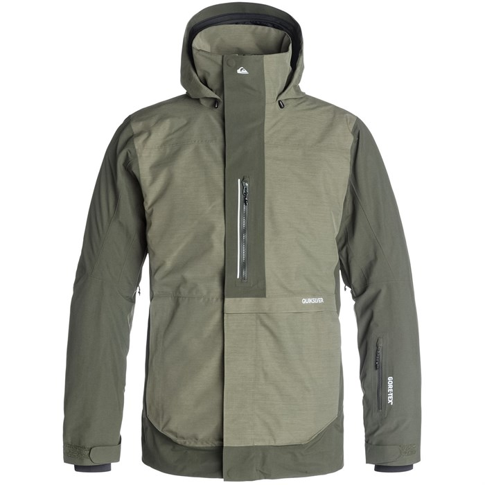 Exhibition Shell Vacations : Quiksilver tr exhibition l gore tex jacket evo outlet