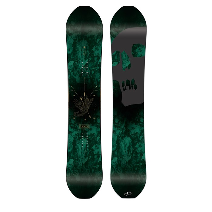 CAPiTA - The Black Snowboard of Death Snowboard 2016