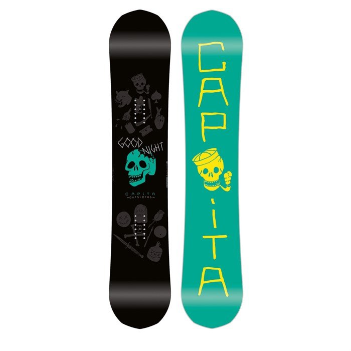 CAPiTA - The Outsiders Snowboard 2016