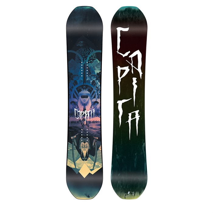 CAPiTA - Indoor Survival Snowboard 2016