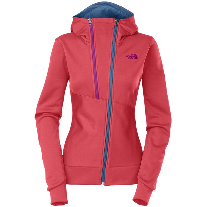 Outlet Fleece The North Face Thatch Hoodie Womens Women North Face Hoodies