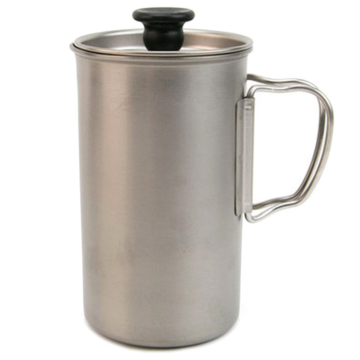 Snow Peak - Titanium French Press
