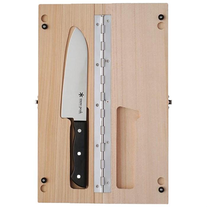 Snow Peak - Chopping Board Set, Large