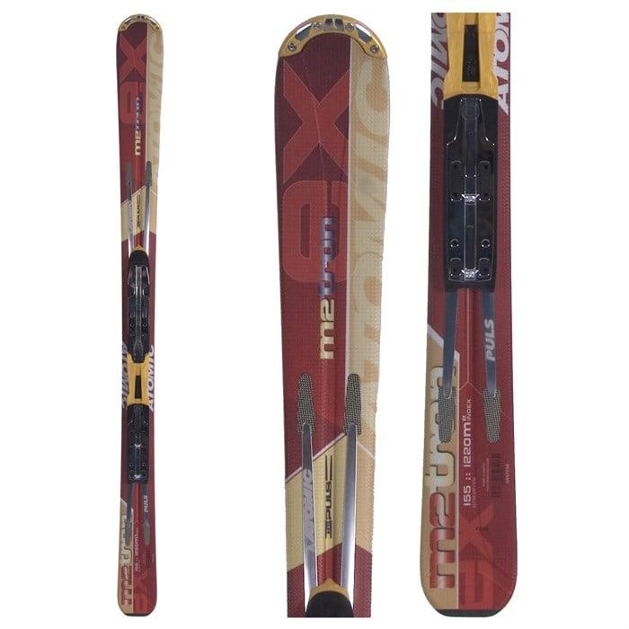 Atomic Metron M: EX Skis + NEOX 412 Demo Bindings 2006