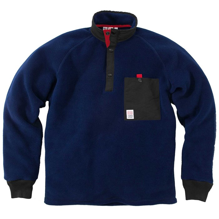 Topo Designs Fleece Jacket | evo
