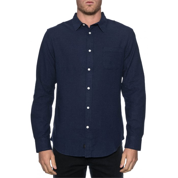 Globe Austin Long-Sleeve Button-Down Shirt | evo