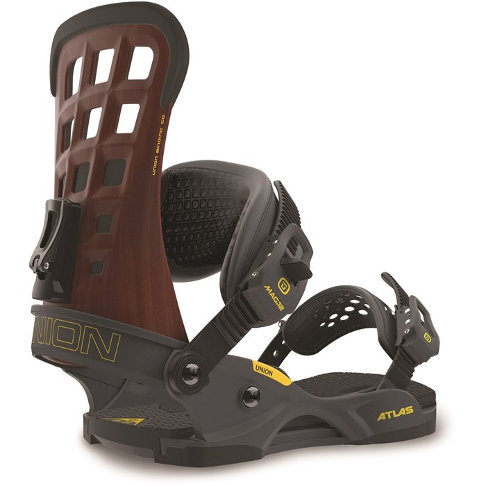 Union - Atlas Snowboard Bindings 2016
