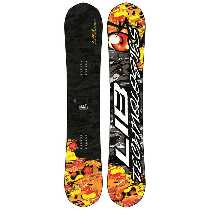 Lib Tech - Hot Knife C3BTX Snowboard 2016