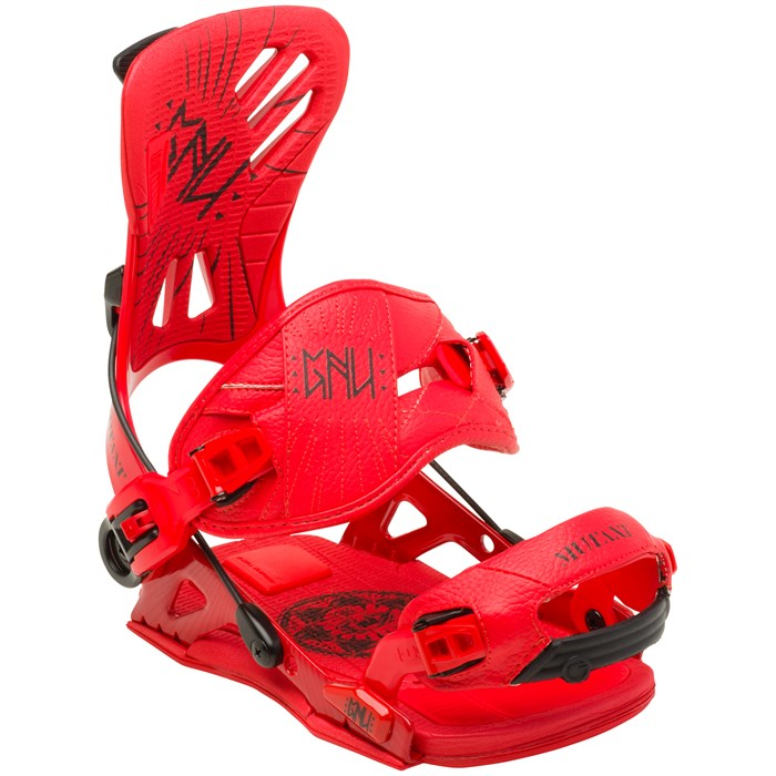 GNU - Mutant Snowboard Bindings 2016