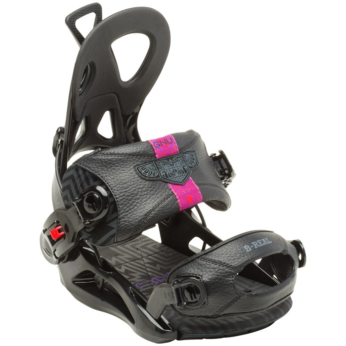 GNU - B-Real Snowboard Bindings - Women's 2016