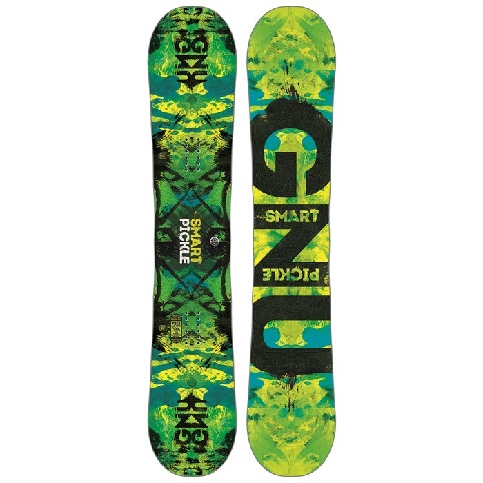 GNU - Smart Pickle PBTX Snowboard 2016