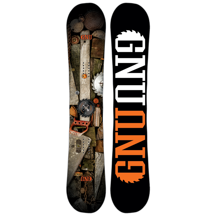 GNU - Rider's Choice ASS C2 PBTX Snowboard 2016