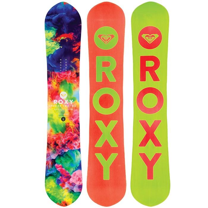 Roxy - Banana Smoothie EC2 BTX Snowboard - Women's 2016
