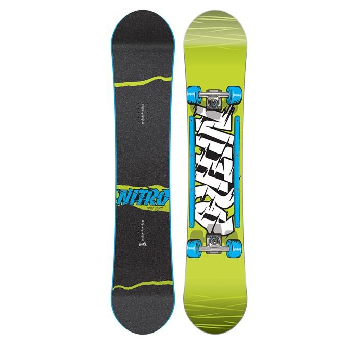 Nitro - Ripper Snowboard - Boys' 2016