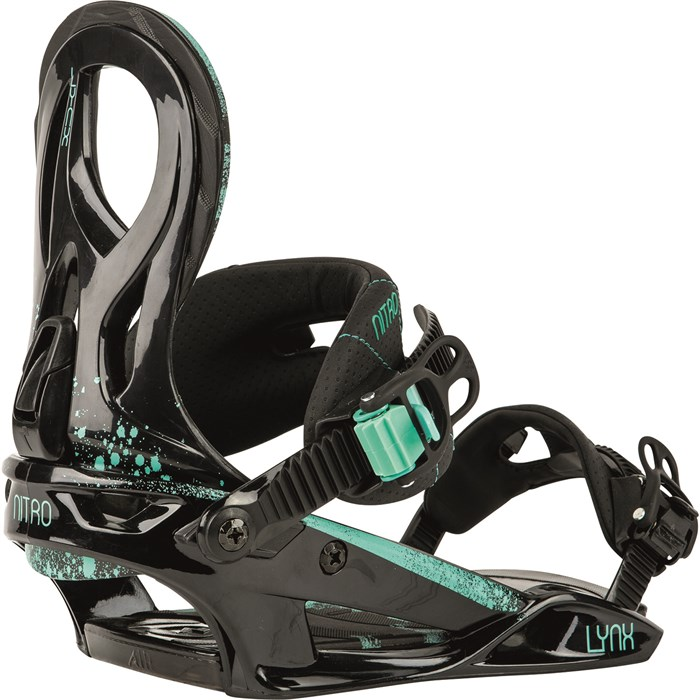 Nitro - Lynx Snowboard Bindings - Women's 2016
