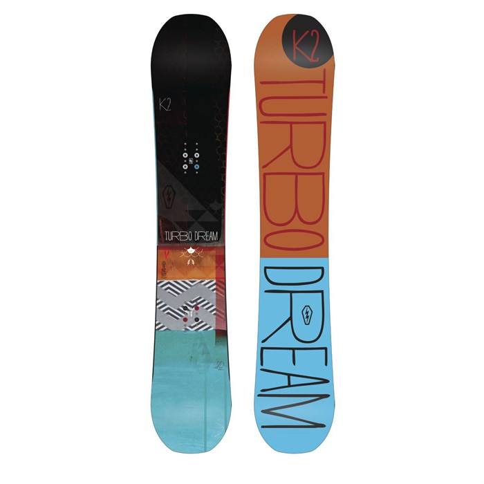 K2 - Turbo Dream Snowboard 2016