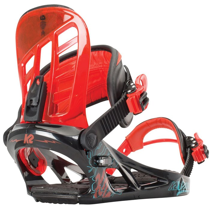 K2 - Vandal Snowboard Bindings - Boys' 2016