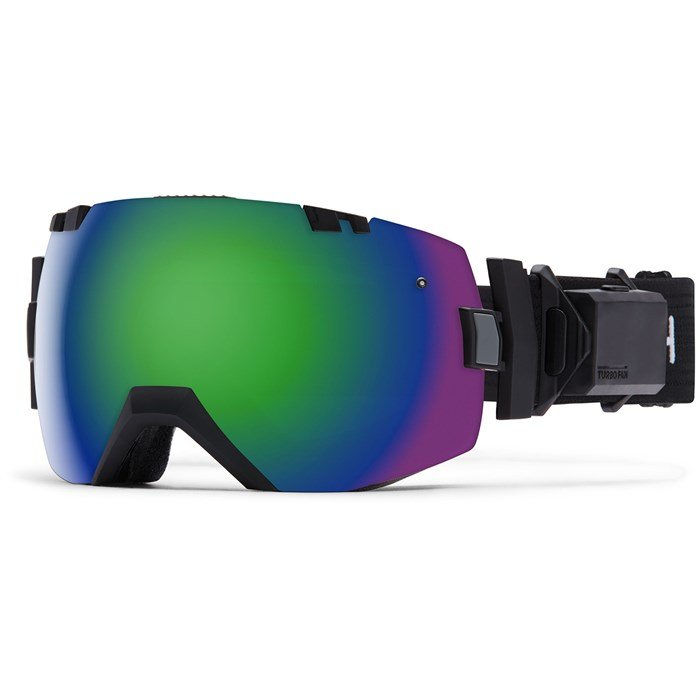 Smith - I/OX Elite Turbo Fan Goggles