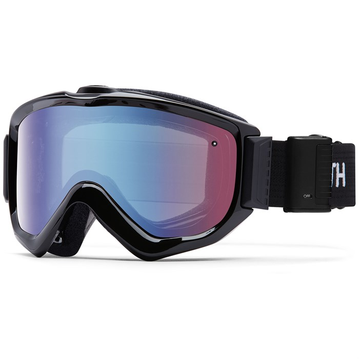Smith Knowledge Turbo Fan Otg Goggles Evo