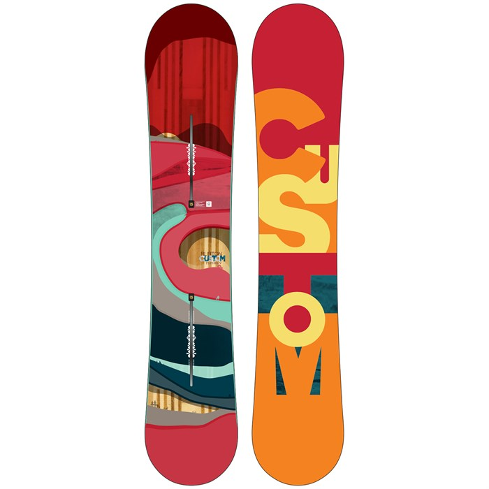 Burton - Custom Flying V Snowboard 2016
