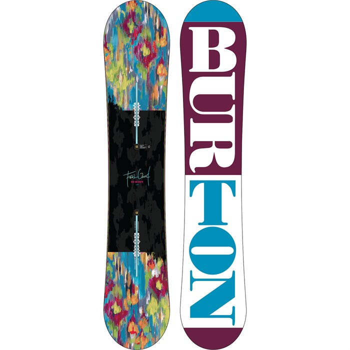 Burton - Feelgood Snowboard - Women's 2016