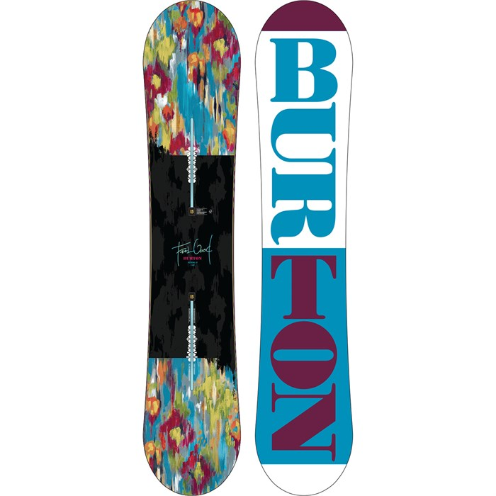 Burton - Feelgood Flying V Snowboard - Women's 2016