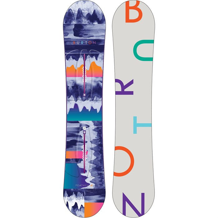 Burton - Feather Snowboard - Women's 2016