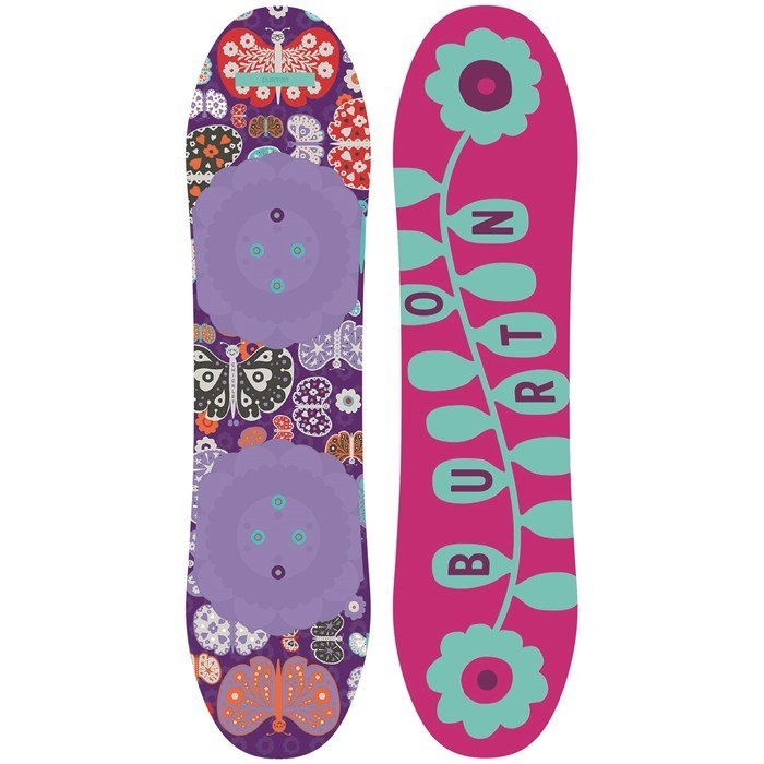 Burton - Chicklet Snowboard - Girls' 2017