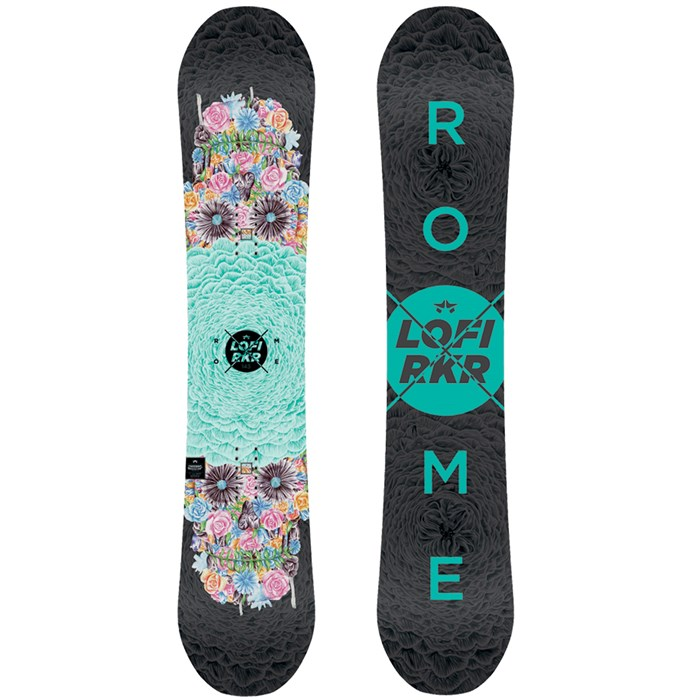 Rome - Lo-Fi Rocker Snowboard - Women's 2016