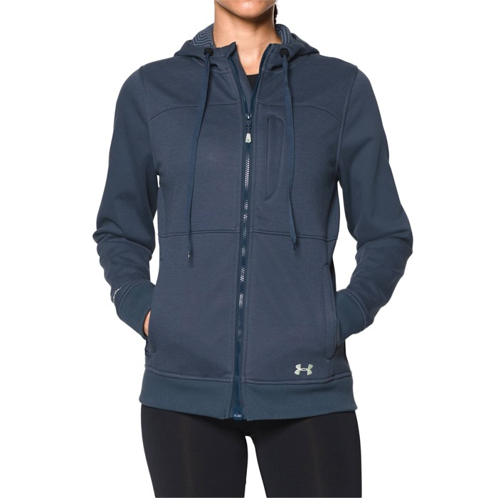 Under Armour Coldgearu00ae Infrared Dobson Softershell Jacket - Womenu0026#39;s   Evo Outlet