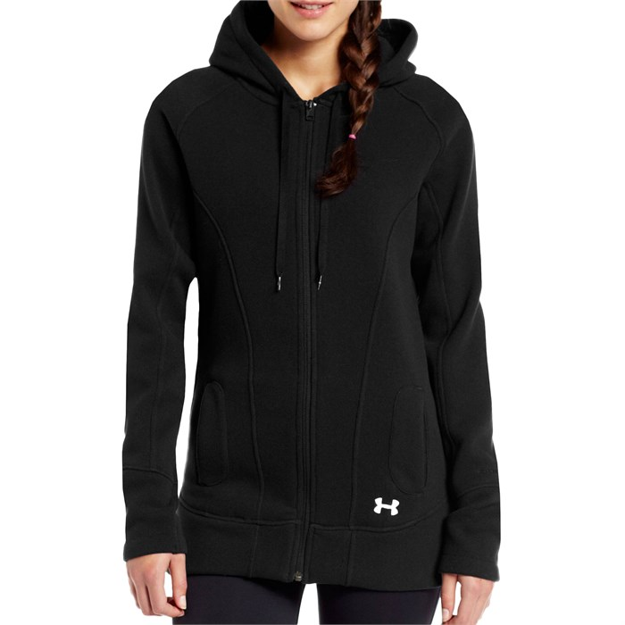 Under Armour - Wintersweet Full-Zip Hoodie - Women s ... 00065cd05a