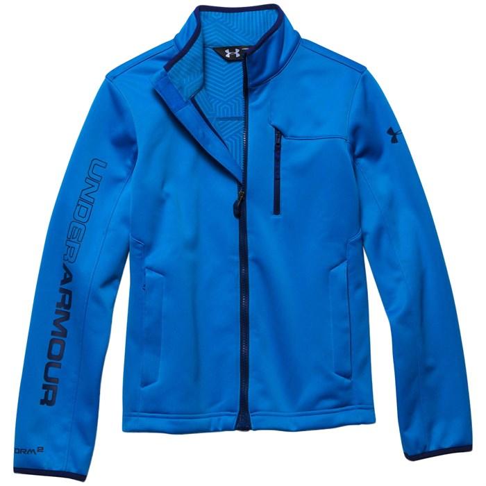 e8e45f5ec Under Armour Coldgear® Infrared Softershell Jacket - Boys