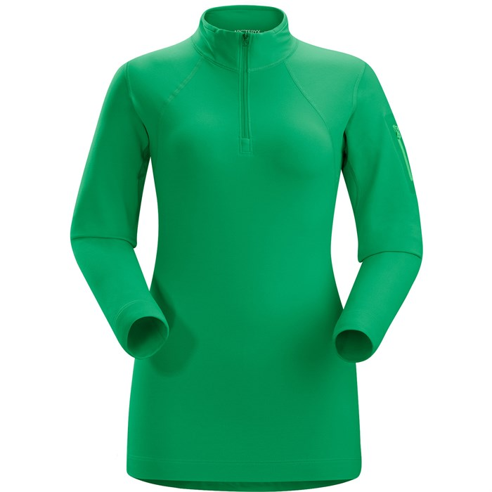 Arc'teryx - Rho LT Zip Neck Top - Women's