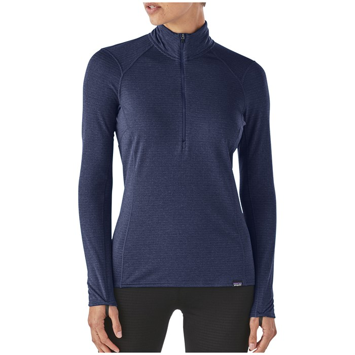Patagonia - Capilene Thermal Weight Zip-Neck Top - Women's