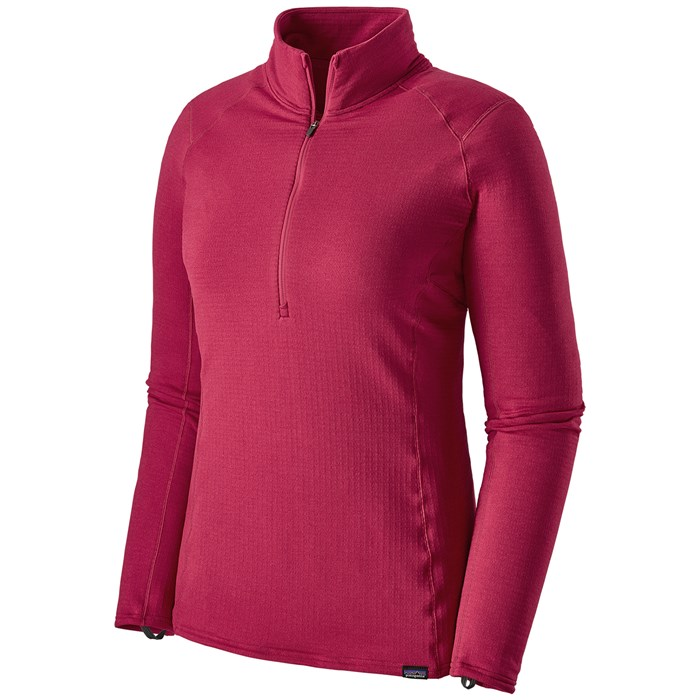 Patagonia - Capilene Thermal Weight Zip-Neck Top - Women's