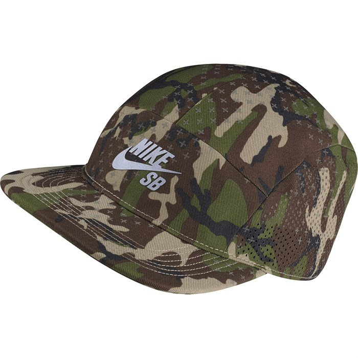 b9fa5338d85 Nike SB - EDRL Performance 5-Panel Hat ...