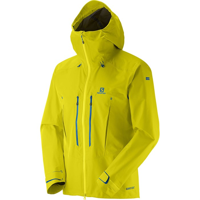 Salomon S Lab x Alp Pro Jacket Review