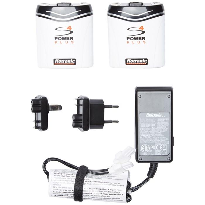 Hotronic - FootWarmer S4 Power Set Boot Heaters