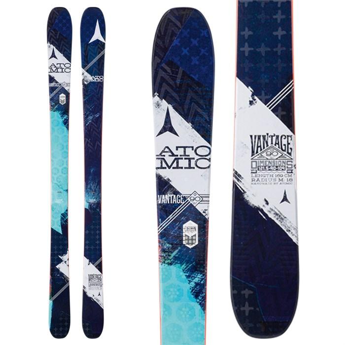 Atomic Vantage 90 CTI Skis - Women s 2017  d33c5a7ab