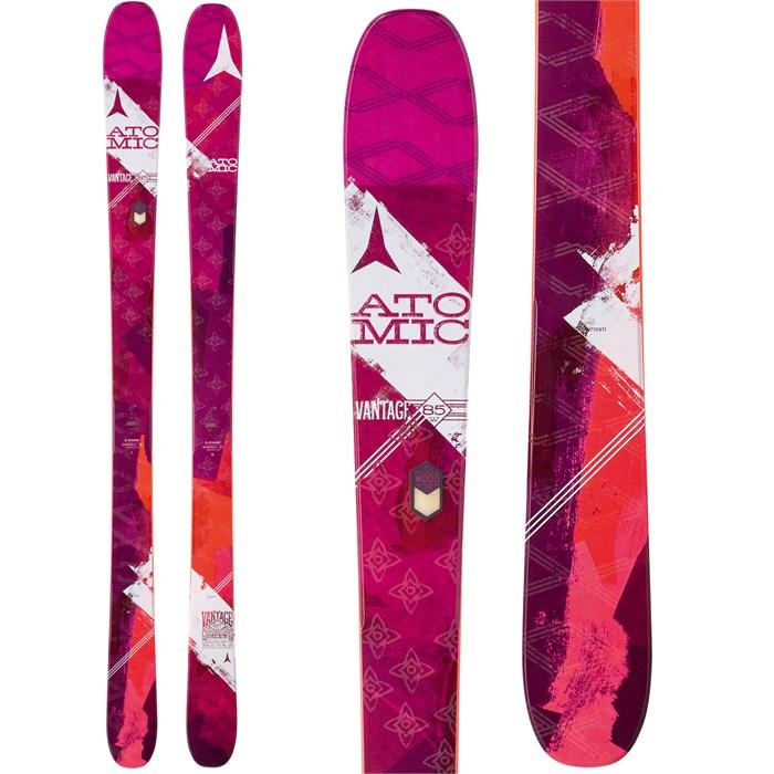 Atomic Vantage 85 Skis - Women s 2017  802f3499a