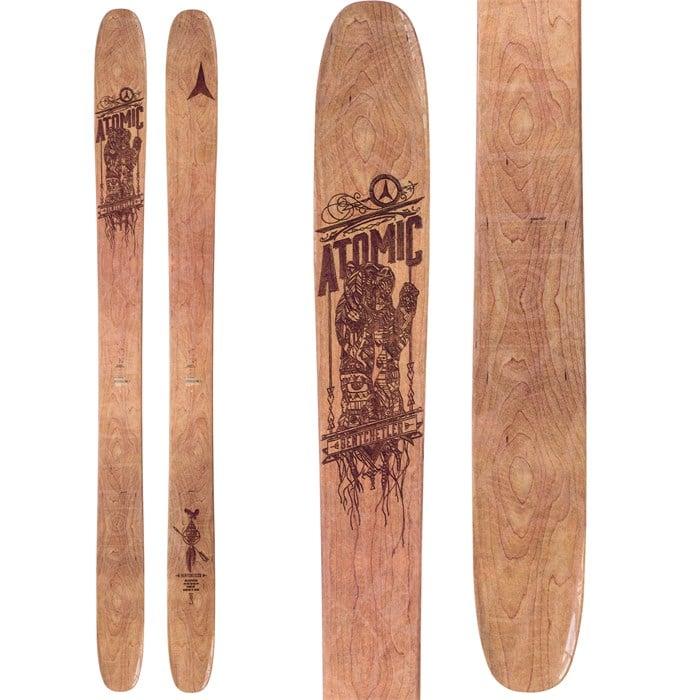 Atomic - Bent Chetler Skis 2016