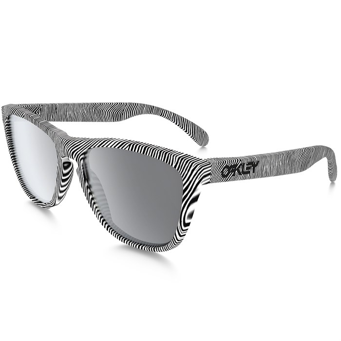 Oakley - Fingerprint Collection Frogskins Sunglasses